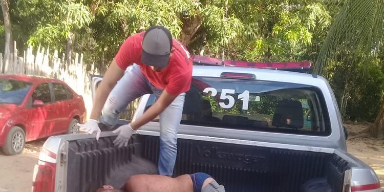 Policial salva homem de ataque de abelhas no Baixo Amazonas