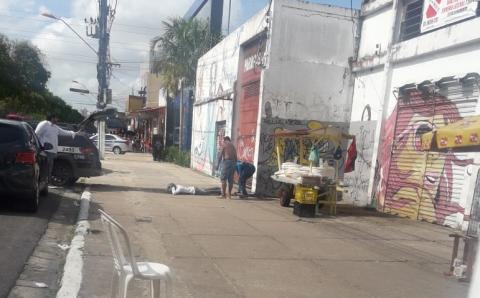 Homem é preso durante assalto com refém em uma farmácia em Belém