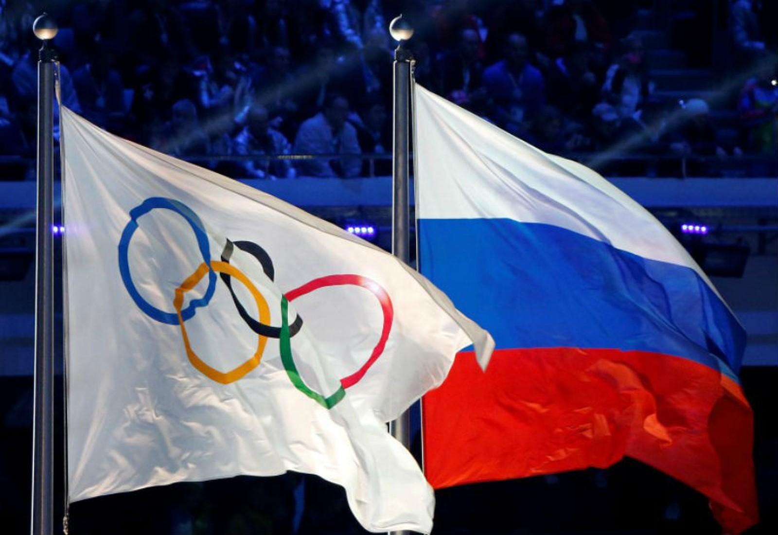 Rússia é excluída de competições esportivas mundias por até quatro anos
