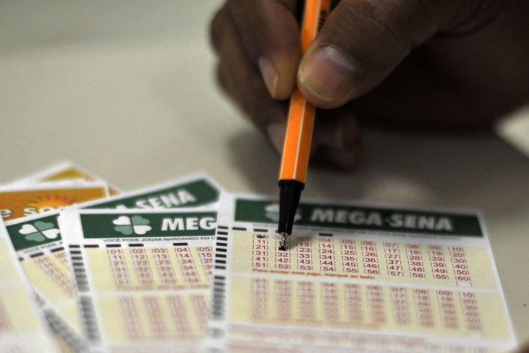 Mega-Sena sorteia hoje prêmio acumulado de R$ 50 milhões