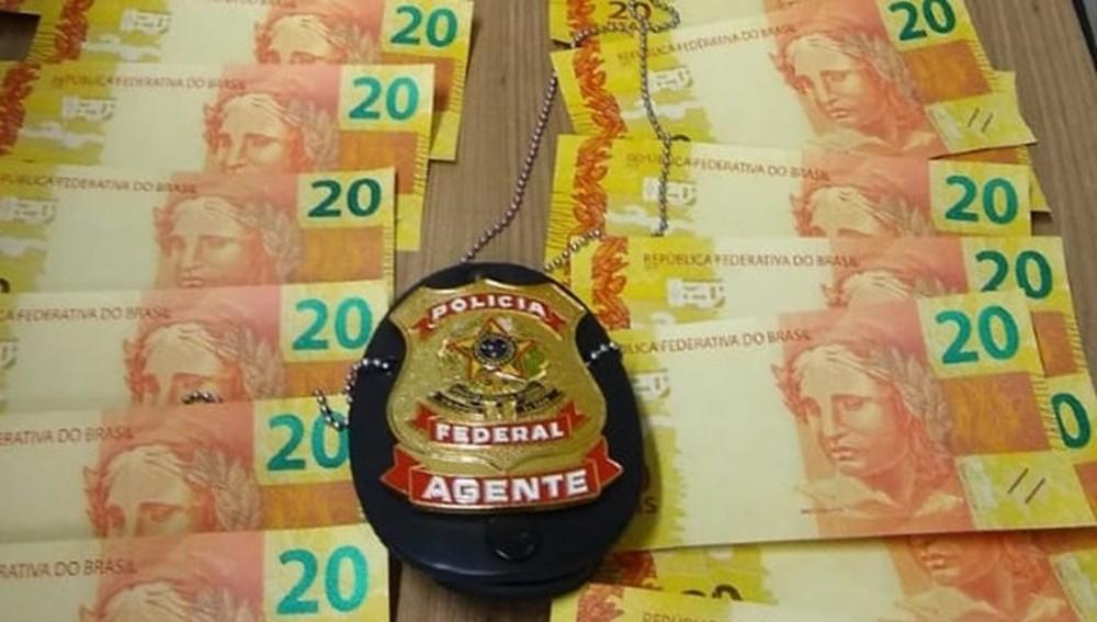 Adolescente é apreendido ao receber dinheiro falso em agência dos Correios de Redenção