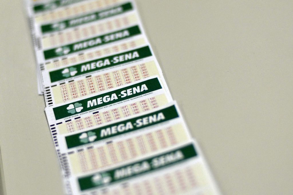 Mega-Sena sorteia hoje prêmio de R$ 45 milhões