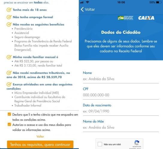 TUTORIAL: Como pedir o Auxílio Emergencial ao Trabalhador pelo app da Caixa