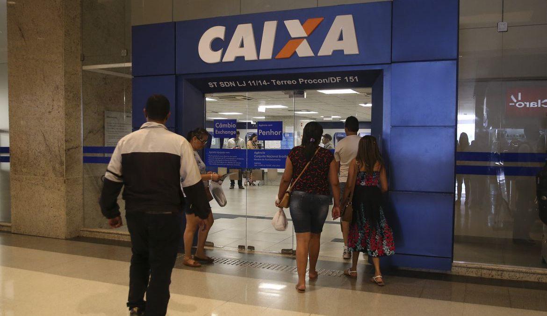 Agências da CAIXA abrirão neste Sábado, para saque emergencial