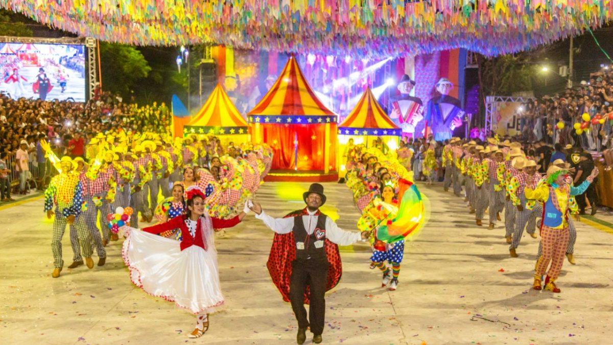 Quadrilha Rabo de Palha, de Parauapebas conquista primeiro lugar no Festival de Quadrilhas online