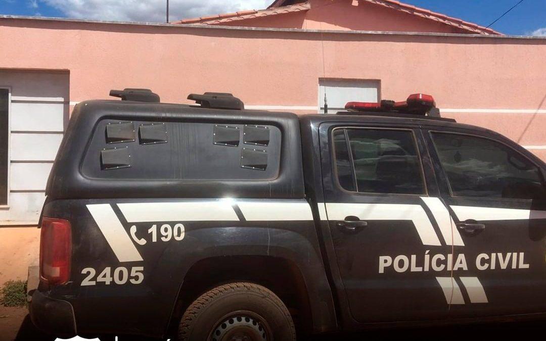 Polícia Civil cumpre mandados de busca domiciliar e prisão em Santana do Araguaia, no Pará