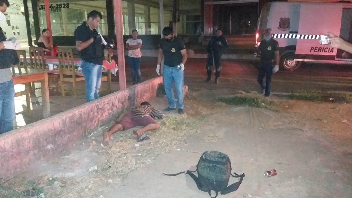 'PELA MARVADA': Discussão por cachaça resulta em morte