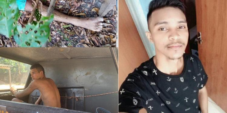Polícia encontra corpo de jovem morto a pauladas e facadas, e dois são detidos