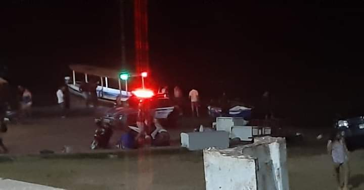 Jet Ski bate em voadeira e mata condutor