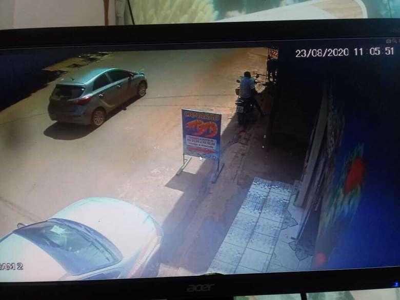 Câmeras de segurança registram carro de professor da UFPA desaparecido