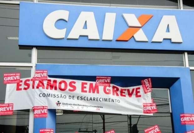 Bancários da Caixa Econômica podem entrar em greve nessa semana