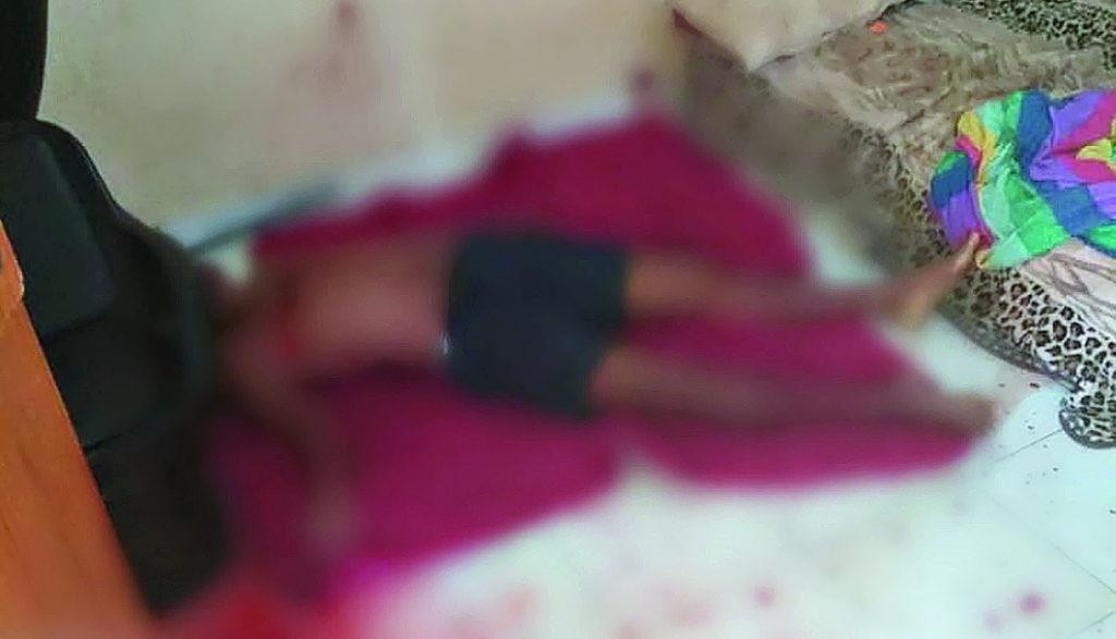 Homem é preso por matar suposto amante da mulher