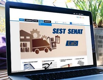 SEST SENAT libera 210 cursos online gratuitos para fazer de sua casa com Certificado
