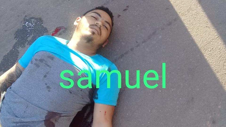 Jovem é executado a luz do dia no Km 07, em Marabá