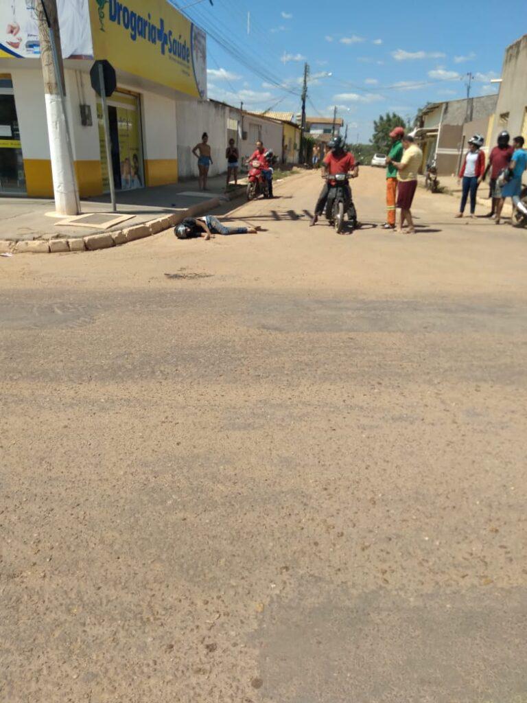 Em tentativa de assalto infrator leva a pior, em Marabá