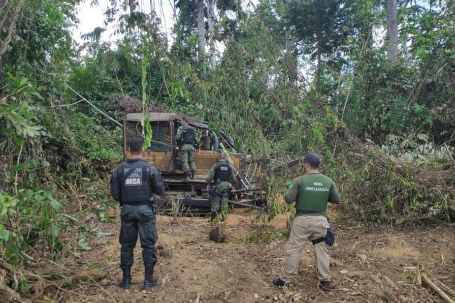 Operação Amazônia Viva