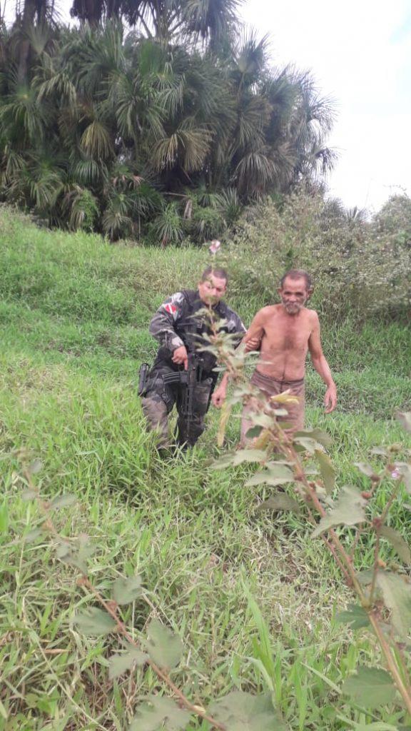 Idoso é enterrado vivo e, é encontrado pela PM em Tailândia