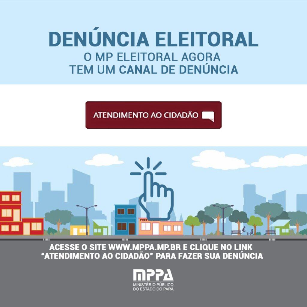 MP Eleitoral - Denúncia Eleitoral