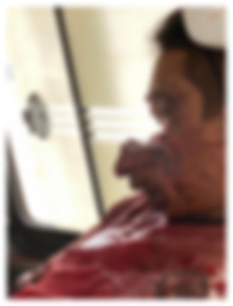 Homem mata outro com uma machadada no rosto,em Palestina do Pará