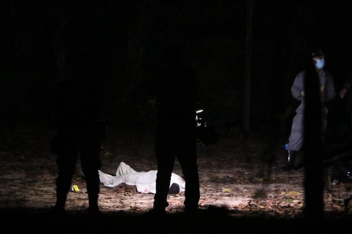 Suspeito de matar jovem grávida é executado