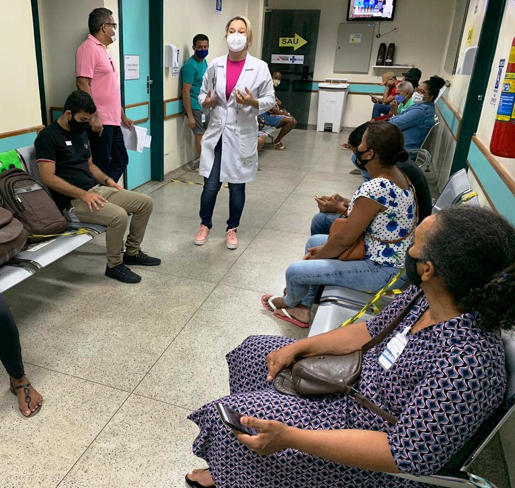 Outubro Rosa: Hospital Regional do Sudeste do Pará promove ações de prevenção ao Câncer de Mama