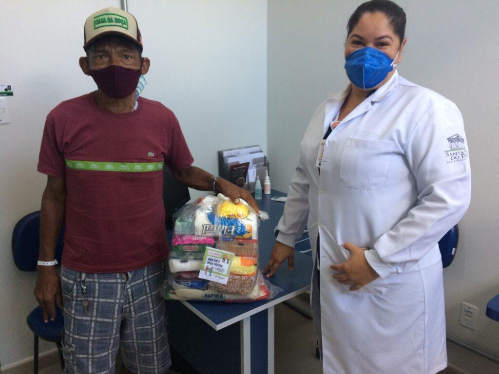 Cerca de 2 mil pessoas foram beneficiadas por ações de filantropia do Hospital Regional do Sudeste do Pará