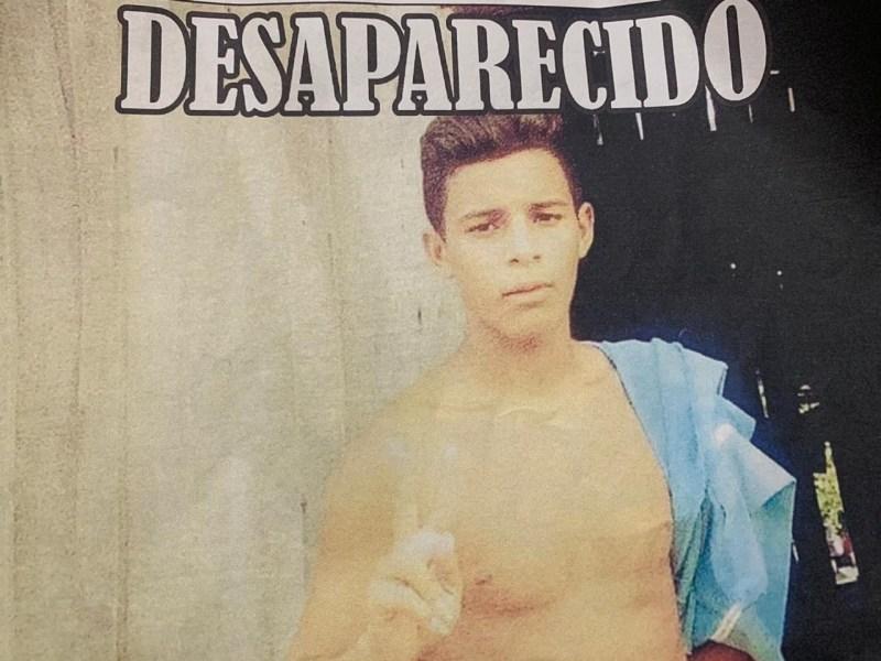 Mãe pede ajuda para localizar filho desaparecido em Jacundá