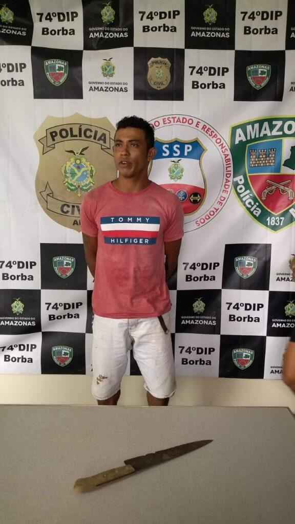 Urgente: estuprador é morto dentro de presídio no Amazonas; Imagens fortíssimas