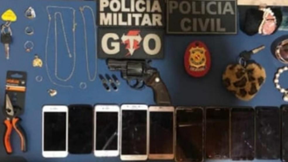 Um morto e 03 presos, após ação da PM, em Santana do Araguaia