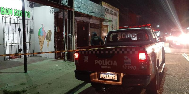 Empresário é morto com seis tiros dentro em seu estabelecimento no Pará