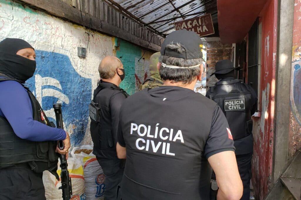 Governo do Estado divulga amanhã edital do concurso das polícias Civil e Militar