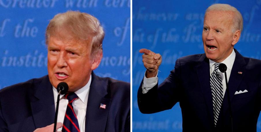 Joe Biden vence e é eleito presidente dos Estados Unidos