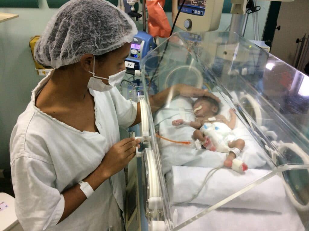Novembro Roxo: Hospital Regional do Sudeste do Pará promove ações de conscientização no Dia Mundial da Prematuridade