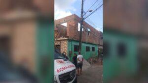 Pedreiros morrem após sofrer descarga elétrica