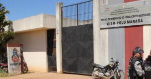 Oito adolescentes fogem do CIAM em Marabá; ainda nenhum foi localizado