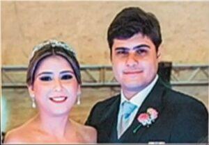Acusado de matar a esposa, Hélio Gueiros Neto passa por audiência
