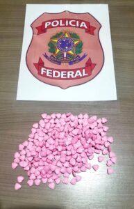 PF prende homem com 300 comprimidos de ecstasy, no sudoeste do PA