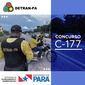 Concurso do DETRAN publicado no Diário Oficial do Estado (DOE)