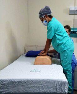 Time de Resposta Rápida contribui para a segurança do paciente no HRSP