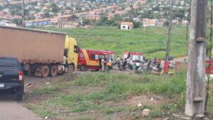 Após colisão entre motocicletas uma pessoa morre, em Tucuruí