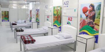 Hospital de Campanha de Marabá encerra as atividades
