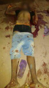 Homem morto à facadas pelo marido da amante, no nordeste Pará