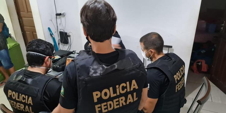 PF prende pedófilo por pornografia infantil, no Pará