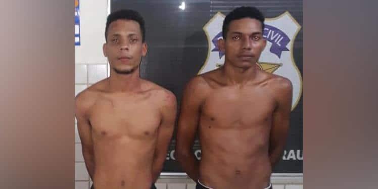 Dupla é presa em delivery de cocaína paga via PIX