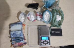 23º BPM intensifica combate contra o tráfico de drogas em Parauapebas