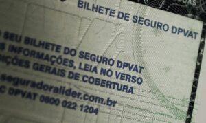 """Em 2021; Donos de veículos """"estão livres"""" do Seguro DPVAT"""