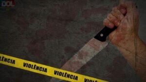 Desentendimento em bar acaba com mulher assassinada a facadas