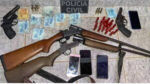 Operação Tiphon prende 17 suspeitos de tráfico de drogas no sudeste do PA
