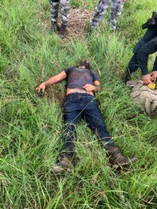 Intervenção policial resulta em morte de assaltante