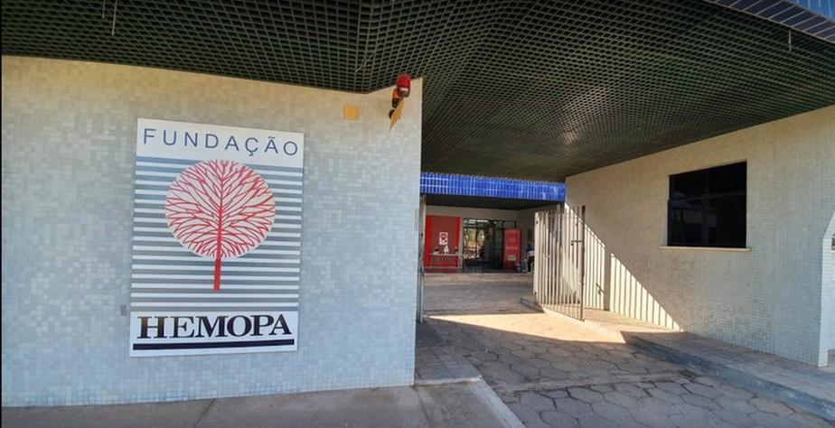 Hemopa Marabá abre para coleta de sangue neste sábado